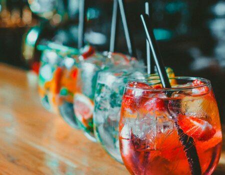 Gin für unsere Besucher